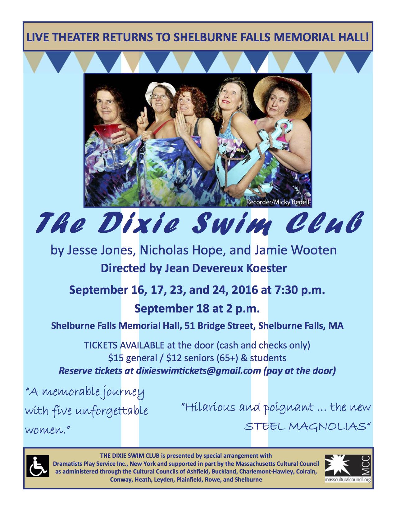 The Dixie Swim Club